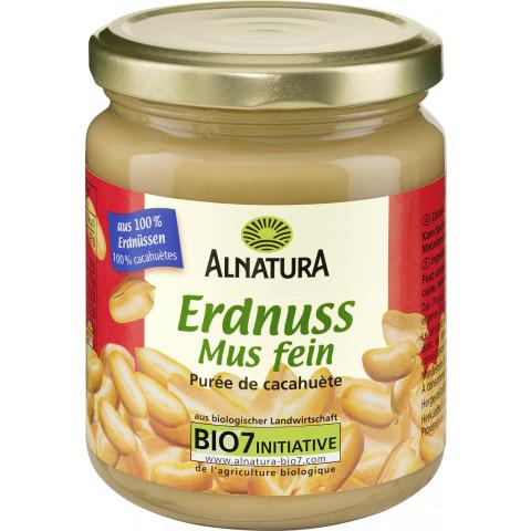 Alnatura Bio Erdnussmus fein 250G