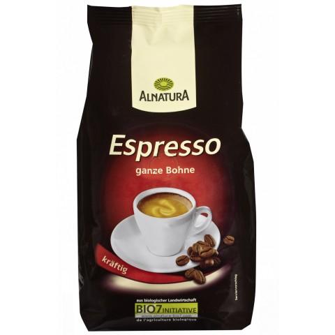 Alnatura Bio Espresso ganze Bohne