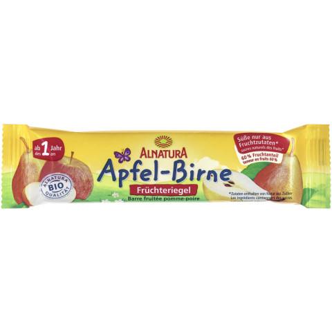 Alnatura Bio Früchteriegel Apfel-Birne ab 1 Jahr 23 g