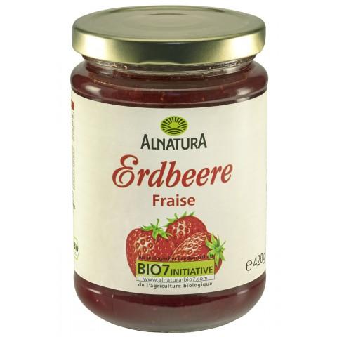 Alnatura Bio Fruchtaufstrich Erdbeere 420 g