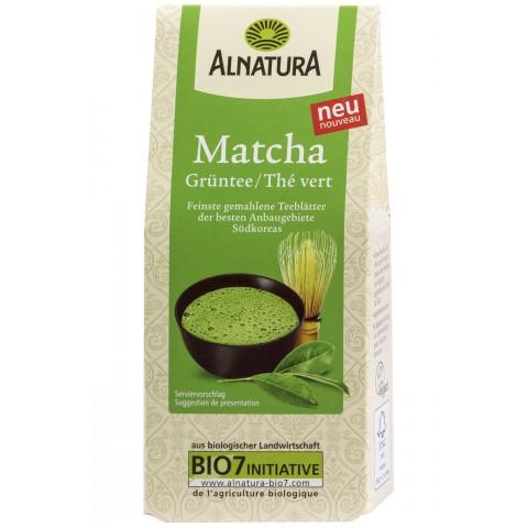 Alnatura Bio Matcha Grüntee gemahlen 30 g