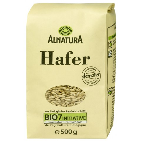 Alnatura Bio Hafer 500 g