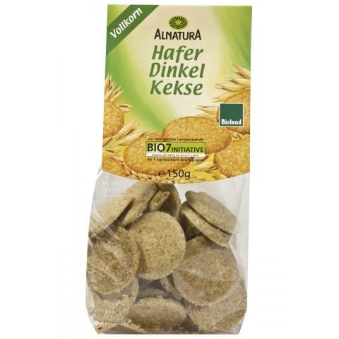 Alnatura Bio Hafer Dinkel Kekse