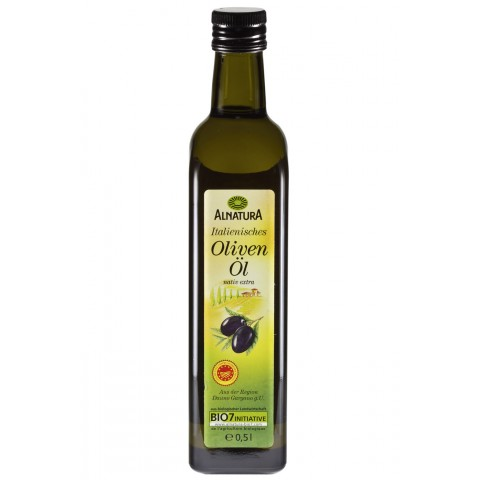 Alnatura Bio Italienisches Olivenöl nativ extra