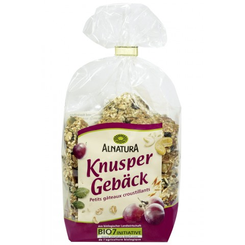 Alnatura Bio Knusper Gebäck