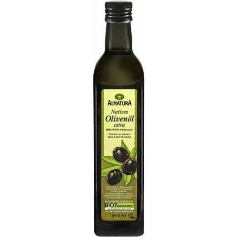 Alnatura Bio Natives Olivenöl Extra 500ML