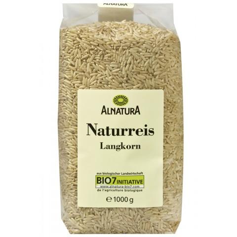Alnatura Bio Naturreis Langkorn 1 kg