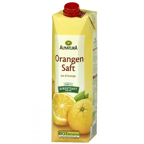 Alnatura Bio Orangensaft groß
