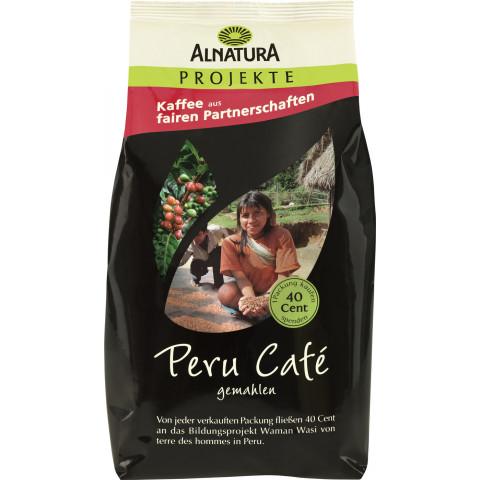Alnatura Bio Peru Café gemahlen 500G