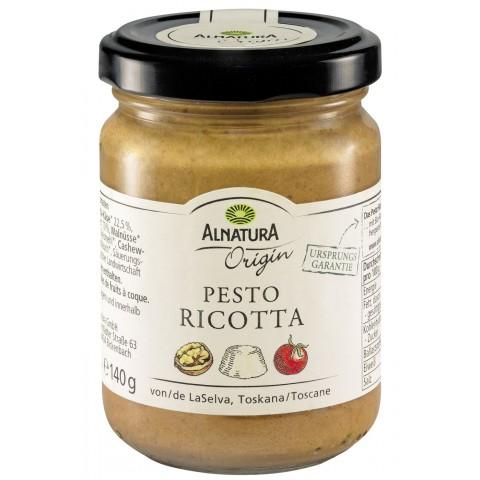 Alnatura Origin Bio Pesto Ricotta