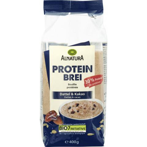 Alnatura Bio Protein Brei Dattel & Kakao 400 g