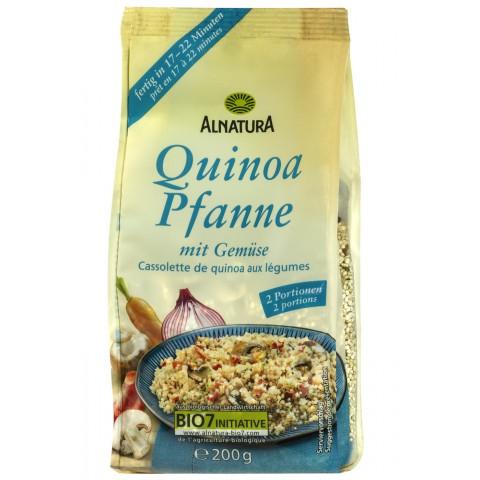 Alnatura Bio Quinoa Pfanne mit Gemüse 200 g
