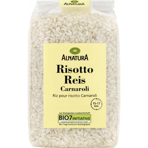 Alnatura Bio Risotto Reis Carnaroli 500 g