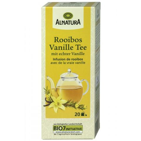 Alnatura Bio Rooibos Vanille Tee 20x 1,5 g