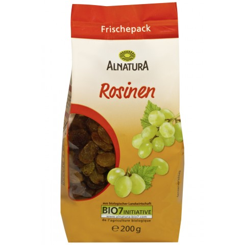 Alnatura Bio Rosinen 200 g
