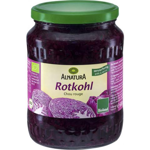 Alnatura Bio Rotkohl 680 g