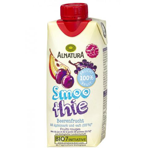 Alnatura Bio Smoothie Beerenfrucht 0,33 ltr