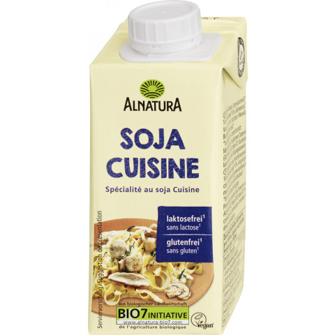Alnatura Bio Soja Cuisine 200 ml