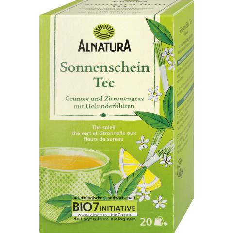 Bio Alnatura Sonnenschein Tee 20ST 30g