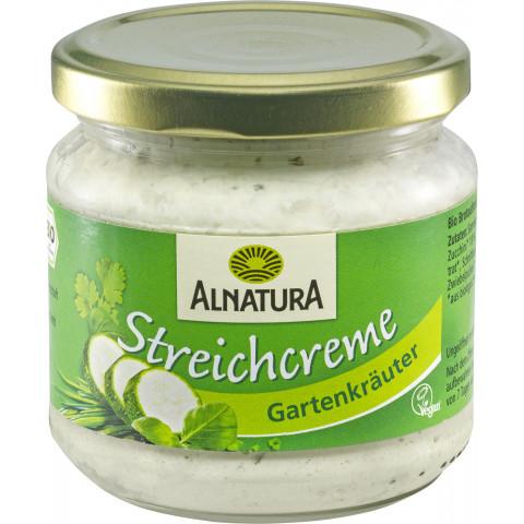 Alnatura Bio Streichcreme Gartenkräuter 180G