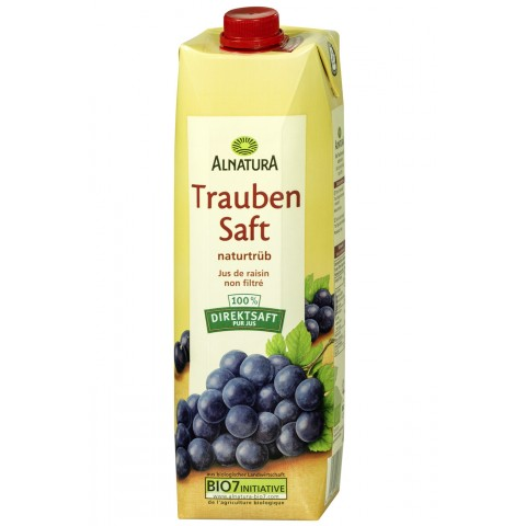 Alnatura Bio Traubensaft