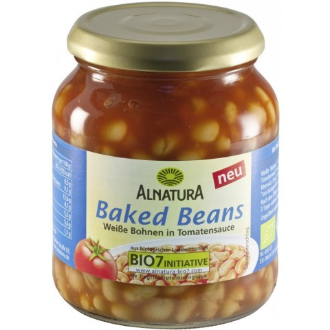 Alnatura Bio Baked Beans