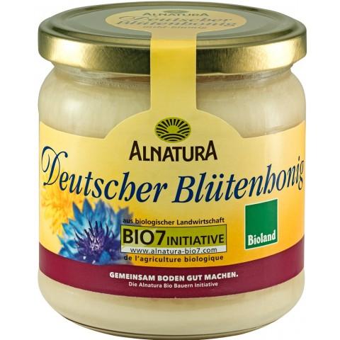 Alnatura Bio Deutscher Blütenhonig 500 g