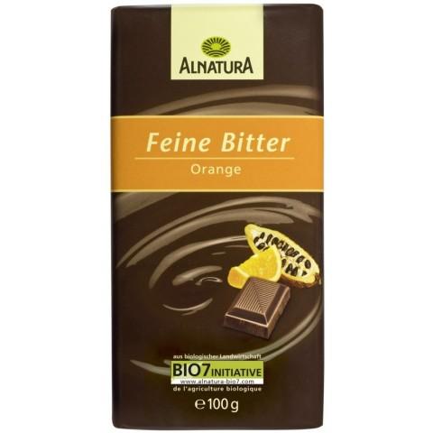 Alnatura Bio Feine Bitter Orange Schokolade