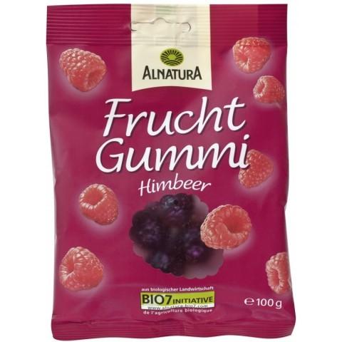 Alnatura Bio Fruchtgummi Himbeer 100 g