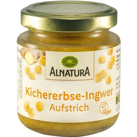 Alnatura Bio Kichererbse-Ingwer Aufstrich