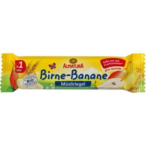 Alnatura Bio Müsliriegel Birne-Banane ab 1 Jahr