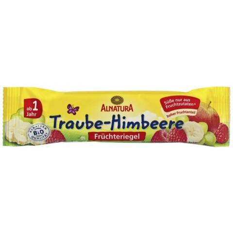 Alnatura Bio Früchteriegel Traube-Himbeere ab 1 Jahr