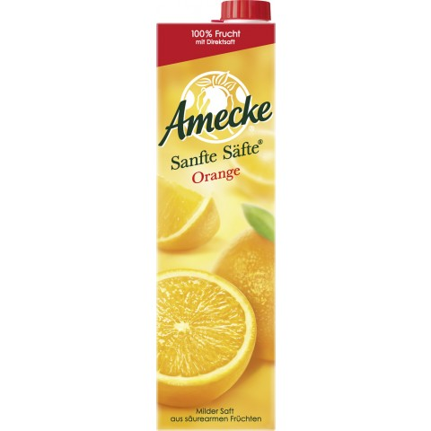 Amecke Sanfte Säfte Orange