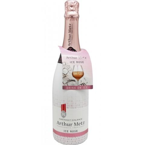 Arthur Metz Cremant D'Alsace Ice Rosé