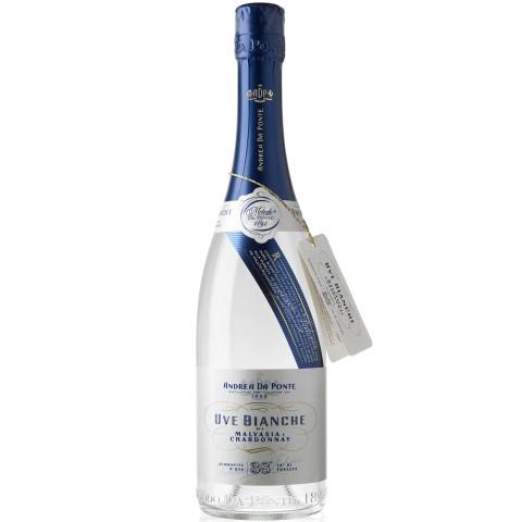 Andrea da Ponte Uve Bianche Malvasia e Chardonnay 0,7 ltr
