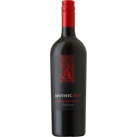 Apothic Red California 2018 0,75 ltr