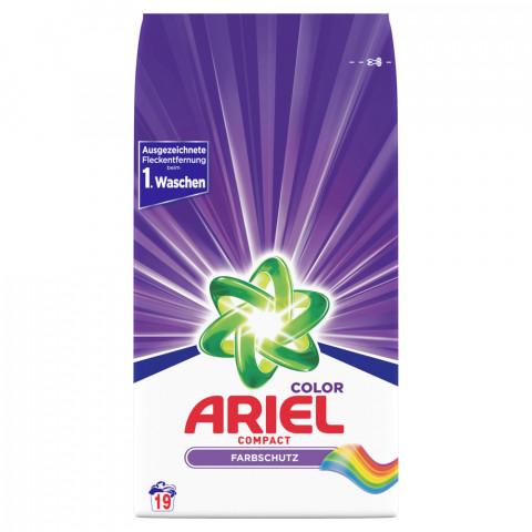 Ariel Compact Colorwaschmittel Pulver 1,425KG 19WL