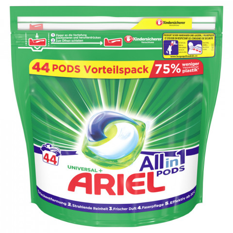 Ariel All-in-1 Pods Universal 1201,2G 44WL