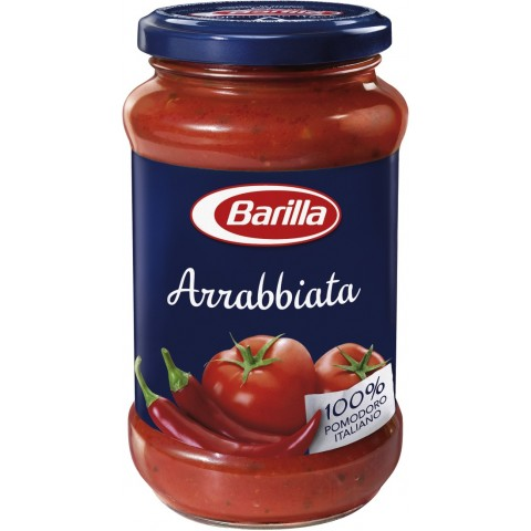 Barilla Pasta Sauce Arrabbiata groß