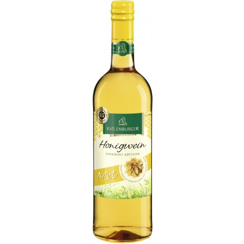 Katlenburger Honigwein Met 0,75 ltr