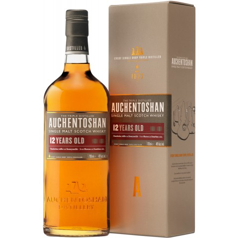 Auchentoshan 12 Jahre Single Malt Whisky