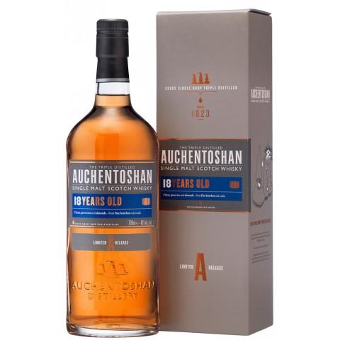 Auchentoshan 18 Jahre Single Malt Whisky