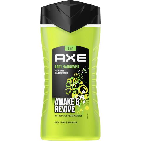 Axe Duschgel Anti-Hangover 3in1 Awake & Revive 250ML