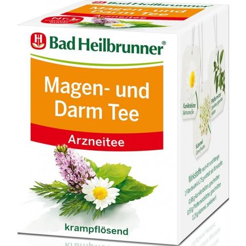 Bad Heilbrunner Magen- und Darm Tee 8ST 16G