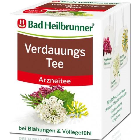 Bad Heilbrunner Verdauungs Tee 8ST 14,4G
