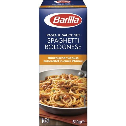Barilla Koch-Set für Spaghetti Bolognese