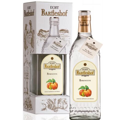 eWorld24 Echt Barthleshof Rubinette Apfelbrand