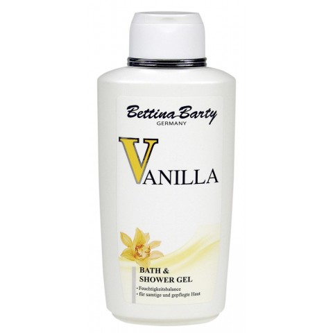 Bettina Barty Bath & Shower Gel Vanilla 0,5 ltr