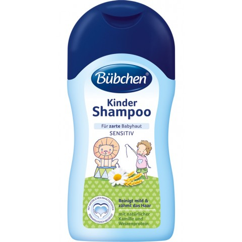 Bübchen Kinder Shampoo Sensitiv 400 ml