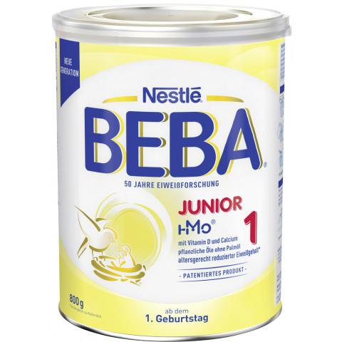 Nestlé Beba Junior 1 ab dem 1. Geburtstag 800G
